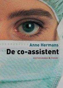 Anne Hermans De co-assistent - Doktersroman