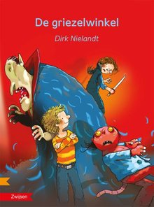Dirk Nielandt De griezelwinkel