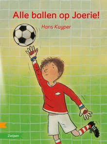 Hans Kuyper Alle ballen op Joerie!
