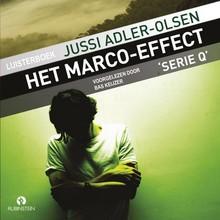 Jussi Adler-Olsen Het Marco-effect - Serie Q
