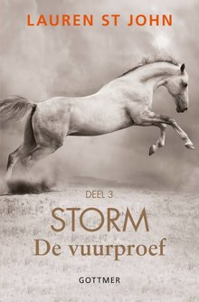 Lauren St John Storm 3 De vuurproef