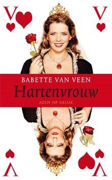 Babette van Veen Hartenvrouw - Azen op geluk