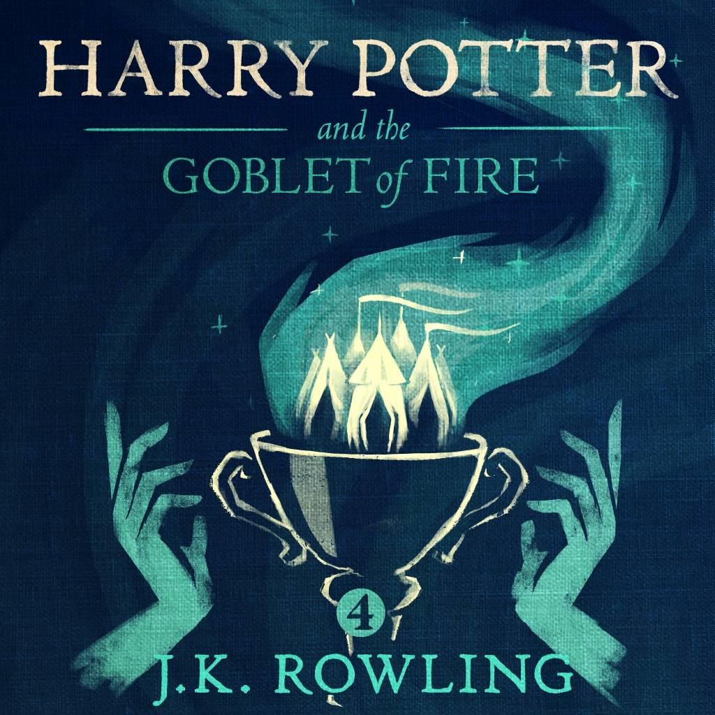 Book Review: Harry Potter and the Goblet of Fire by J.K. Rowling