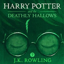 J.K. Rowling Harry Potter and the Deathly Hallows - Book 7