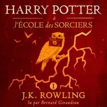 J.K. Rowling Harry Potter à L'école des Sorciers - Livre 1