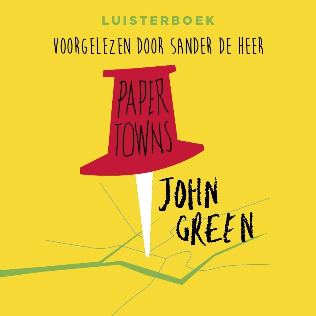 Citaten Uit Paper Towns : Paper towns luisterboek van john green bij