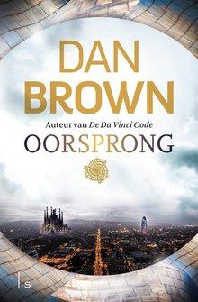 Dan Brown Oorsprong - Auteur van De Da Vinci Code