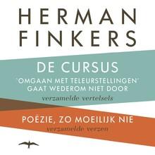Herman Finkers De cursus 'omgaan met teleurstellingen' gaat wederom niet door - Poëzie, zo moeilijk nie - Verzamelde vertelsels - Verzamelde verzen