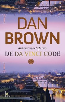 Dan Brown De Da Vinci Code - Robert Langdon 1