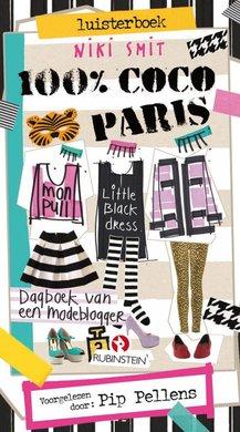 Niki Smit 100 procent Coco Paris - Dagboek van een modeblogger