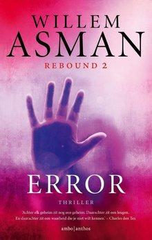 Willem Asman Error - Rebound-trilogie 2