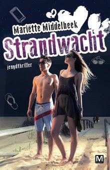 Mariëtte Middelbeek Strandwacht - Jeugdthriller