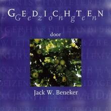 Willem van Toorn ea Gedichten gezongen - door Jack. W. Beneker