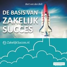 Bart van den Belt De basis van zakelijk succes - Inspiratie voor zzp'ers