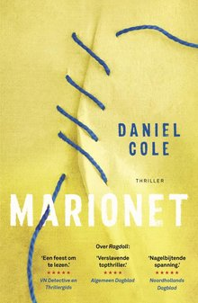Daniel Cole Marionet - Thriller
