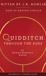 J.K. Rowling Quidditch Through the Ages