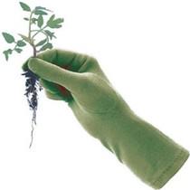 Foxgloves tuinhandschoen met grip: mosgroen