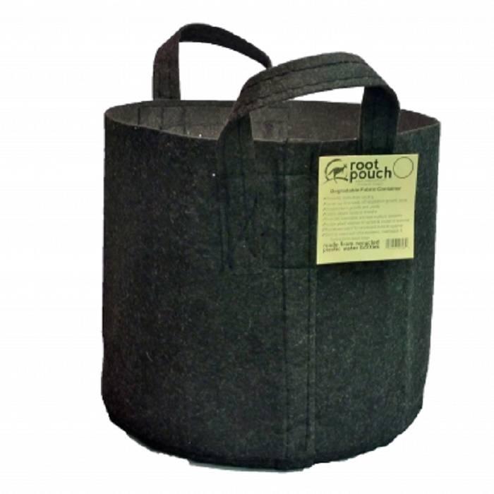 ROOT POUCH • ZWART nog beschikbaar 39 of 56 liter