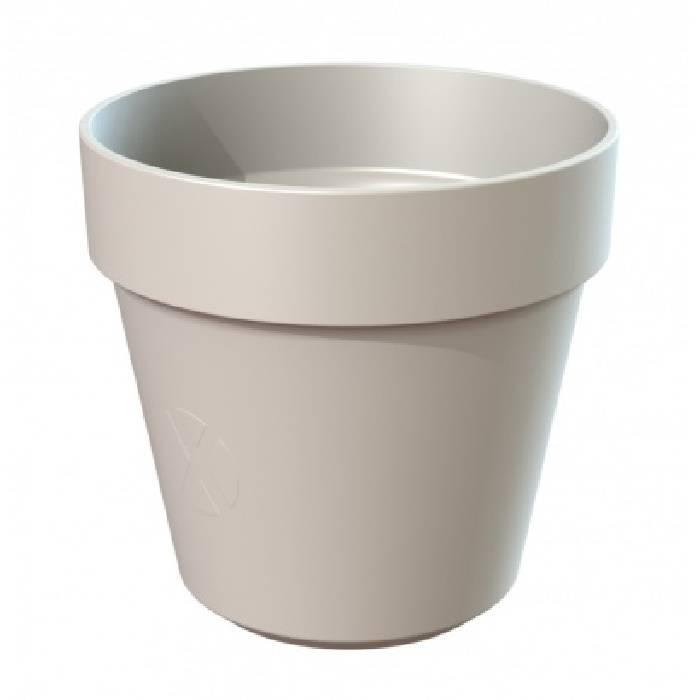 FLEX / POT is een flexibele, rubberen plantenpot