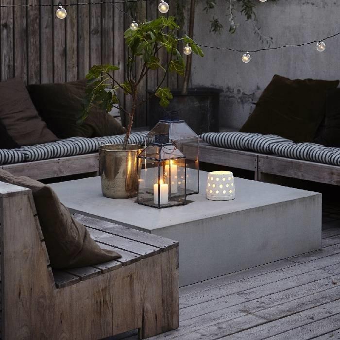 Woodie Lounge stoel