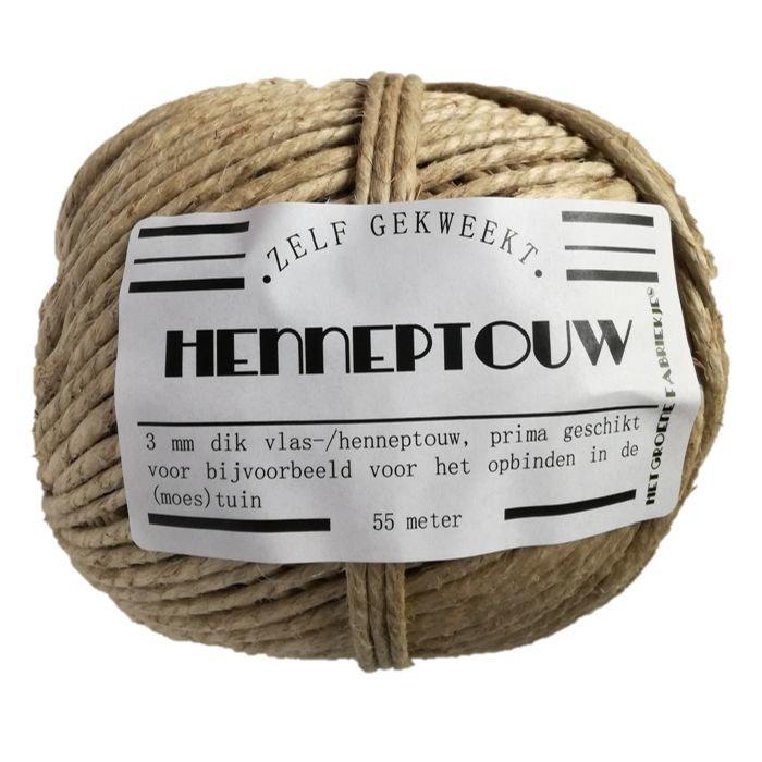 HENNEP TOUW • 55 METER