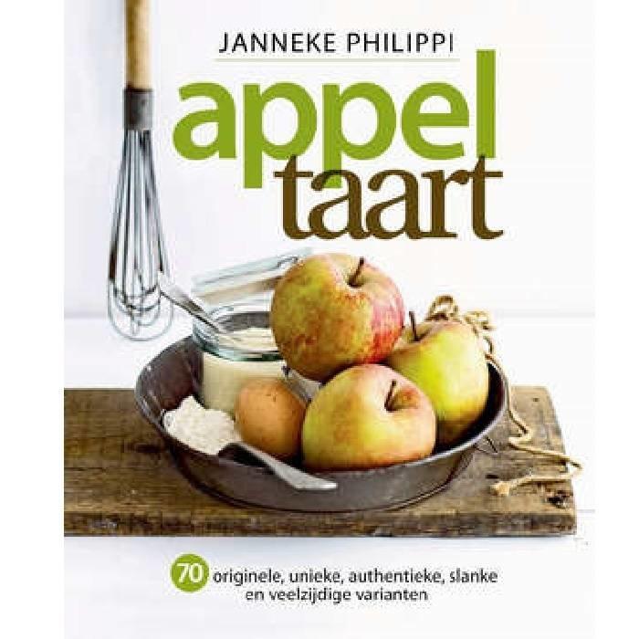 Voordeeleditie van het kookboek Appeltaart