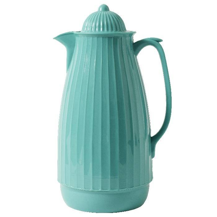 thermoskan turquoise: 1 liter