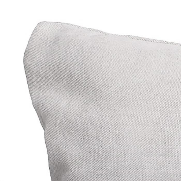 Waterafstotende kussenhoes: off white / 45x45 cm