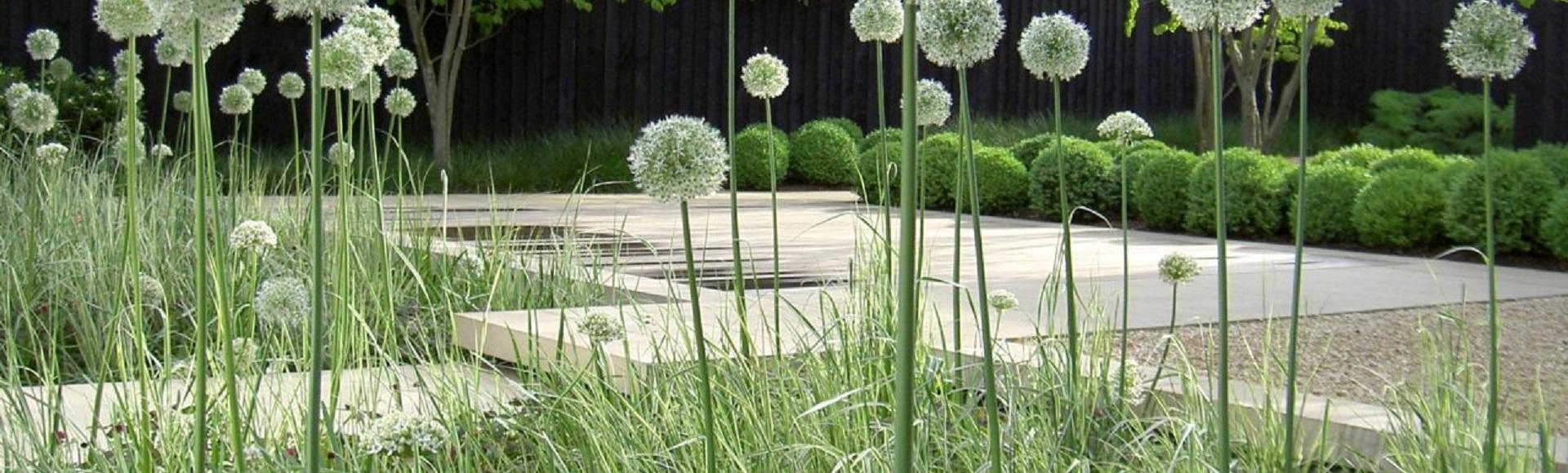 voorbeeld beplanting Emmaus Bezinningscentrum binnentuin