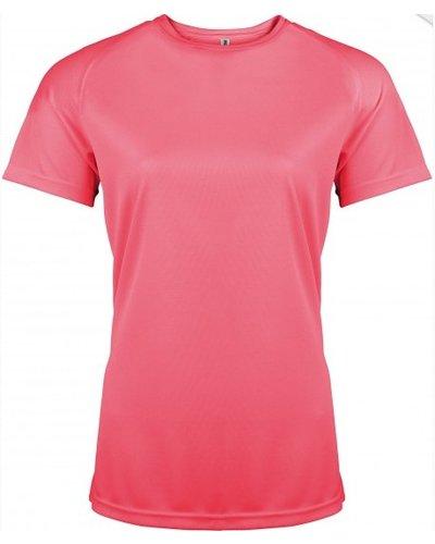 ProAct Dames sportshirt met korte mouwen