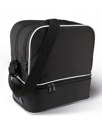 ProAct Petanque tas zwart voor 6 ballen