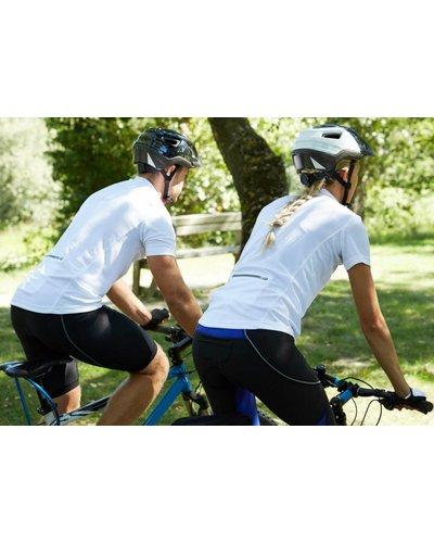 ProAct Dames Bike T-shirt wit