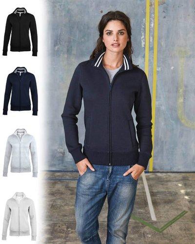 Kariban Sport K457 - Damessweater met rits
