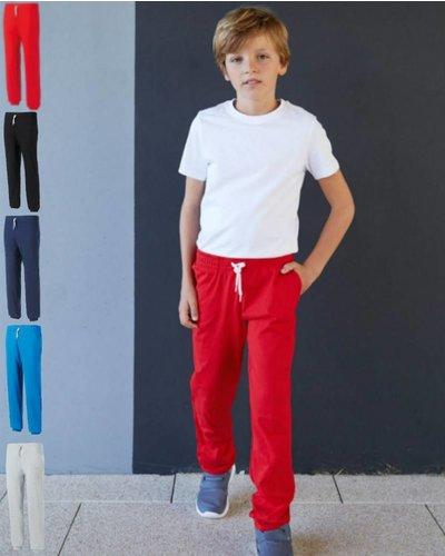 ProAct PA187 Kinder Jogging Broek in diverse kleuren