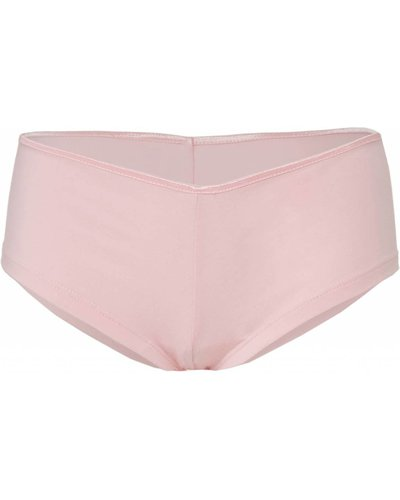 Dames Shorty Katoen Stretch
