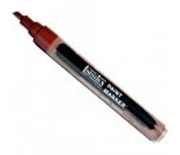 Liquitex paintmarker 0127 2-4mm burnt sienna