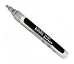 Liquitex paintmarker 0239 2-4mm iridescent rich silver