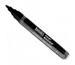 Liquitex paintmarker 0337 2-4mm carbon black
