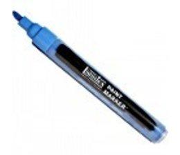 Liquitex paintmarker 0470 2-4mm cerulean blue hue