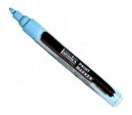 Liquitex paintmarker 0770 2-4mm light blue permanent