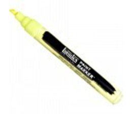 Liquitex paintmarker 0981 2-4mm fluorescent yellow