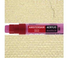 Amsterdam paintmarker 800 8-15mm rechthoekig zilver