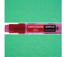 Amsterdam paintmarker 661 8-15mm rechthoekig turkooisgroen