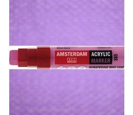 Amsterdam paintmarker 507 8-15mm rechthoekig ultramarijn violet
