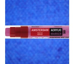 Amsterdam paintmarker 504 8-15mm rechthoekig ultramarijn