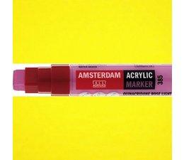 Amsterdam paintmarker 275 8-15mm rechthoekig primairgeel