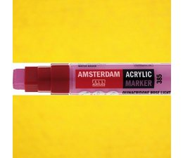 Amsterdam paintmarker 270 8-15mm rechthoekig azogeel donker