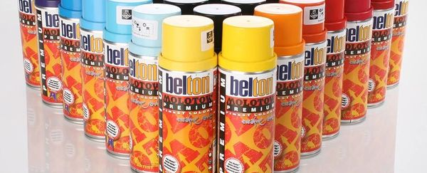 Molotow spray paint: het ideale gereedschap van de Urban artist!