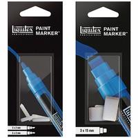 Punten voor Liquitex markers