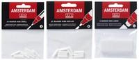 Punten voor Amsterdam markers